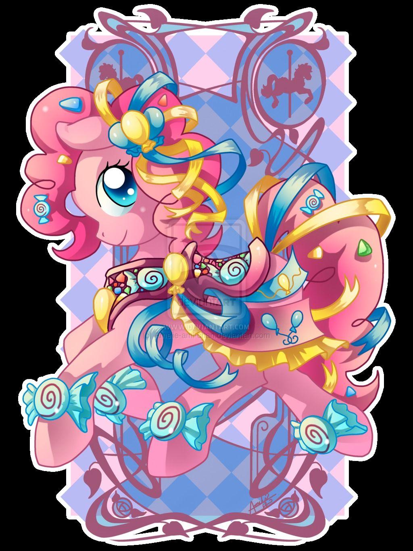 Carousel clipart carousal. Pinkie pie horse pinterest