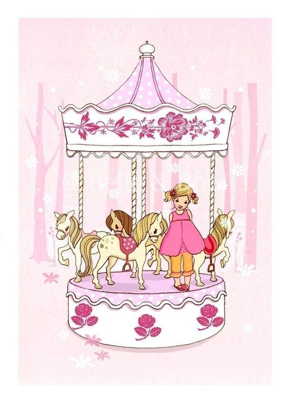 Carousel clipart carousal.  best images on