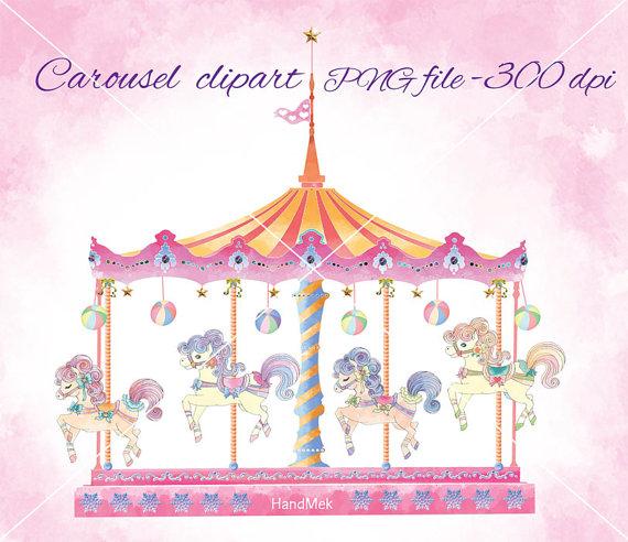 carousel clipart file