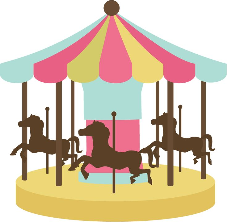 Carousel clipart file.  best carrusel images