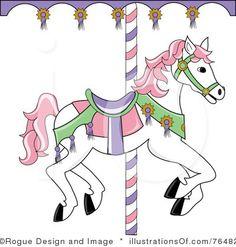 . Carousel clipart mary poppins carousel