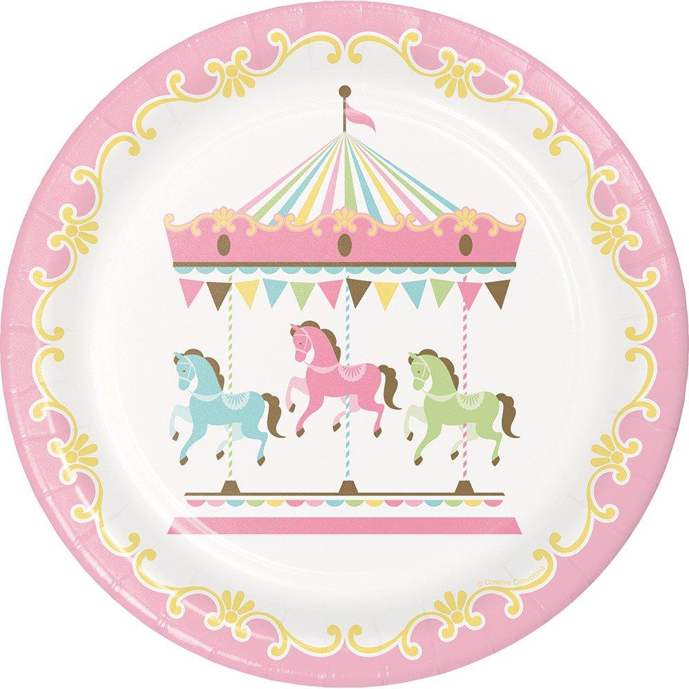 Carousel clipart pastel. Amazon com honey dew