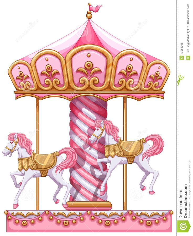 best shower ideas. Carousel clipart pretty baby