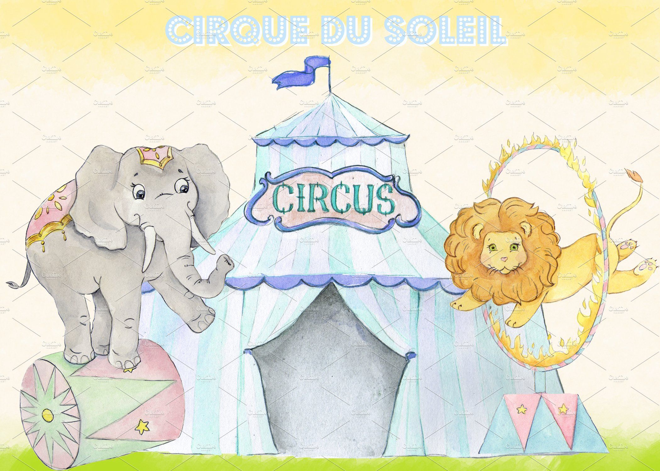 Carousel clipart tent circus pink. Pin on creative resources