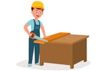 Carpenter clipart. Search results for clip