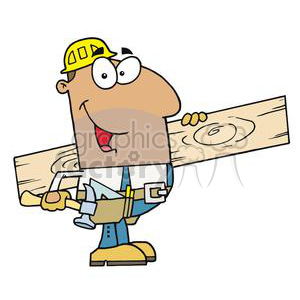 Carpenter royalty free images. Carpentry clipart cartoon