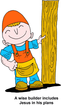 Carpentry clipart builder. Image carpenter a wise