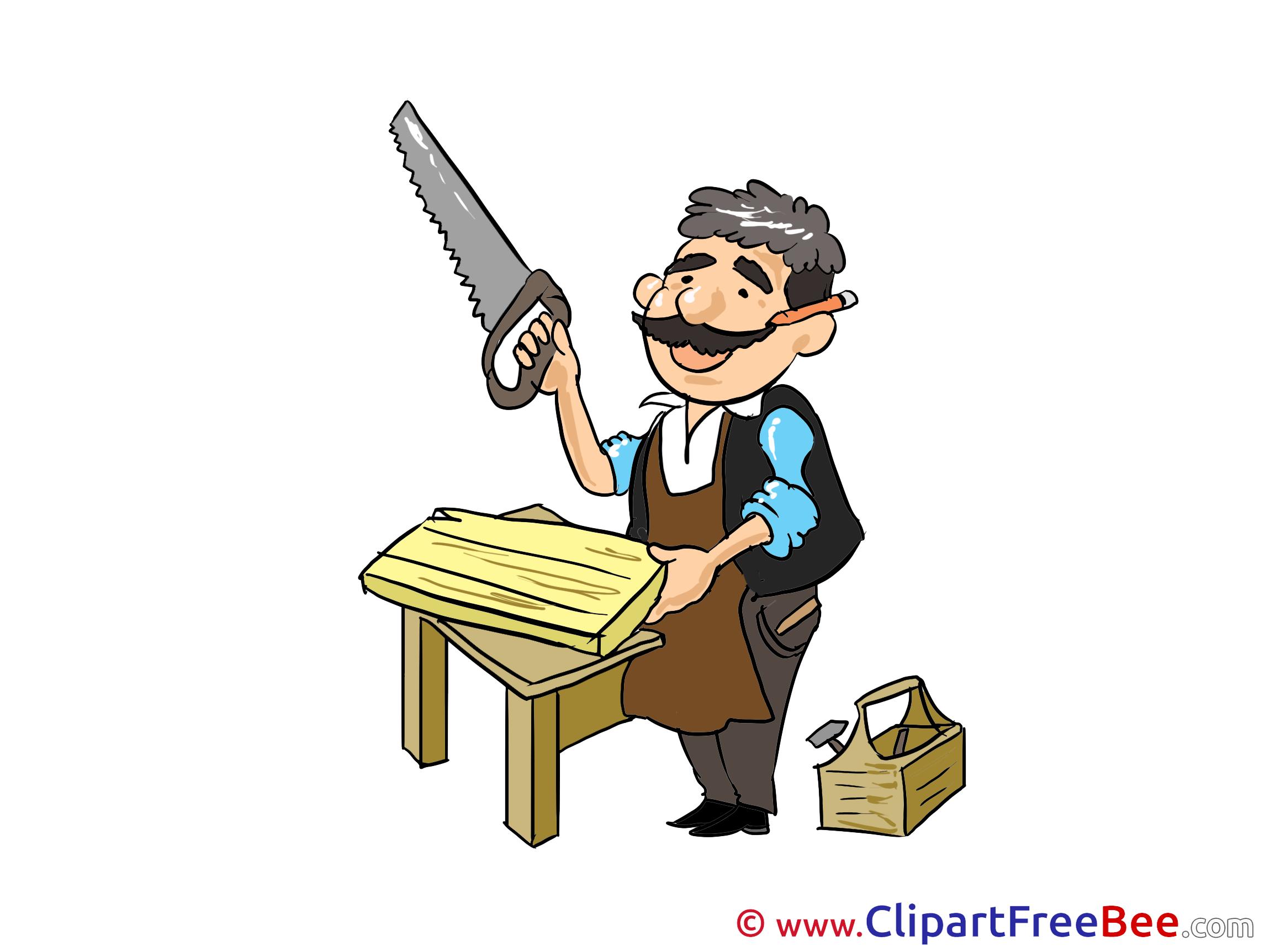 Carpentry clipart clip art. Carpenter cilpart fancy saw