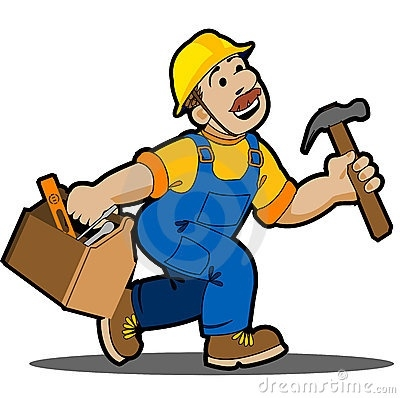 Carpenter clipart carpentry. Letters carpenters clipground with