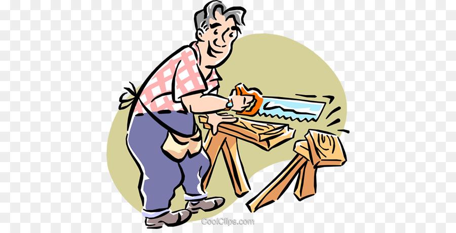 Carpenter clipart clip art. Cartoon background