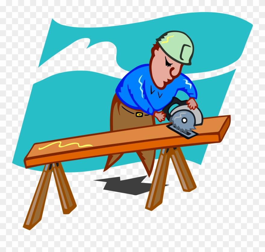 Carpentry clipart transparent. Banner download carpenter construction