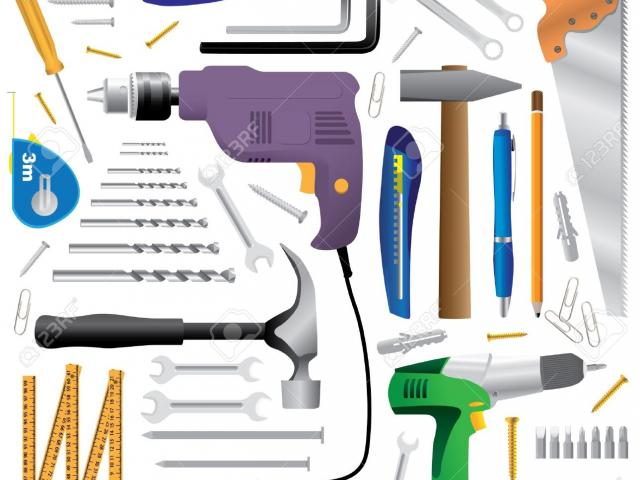 Free download clip art. Carpenter clipart equipment