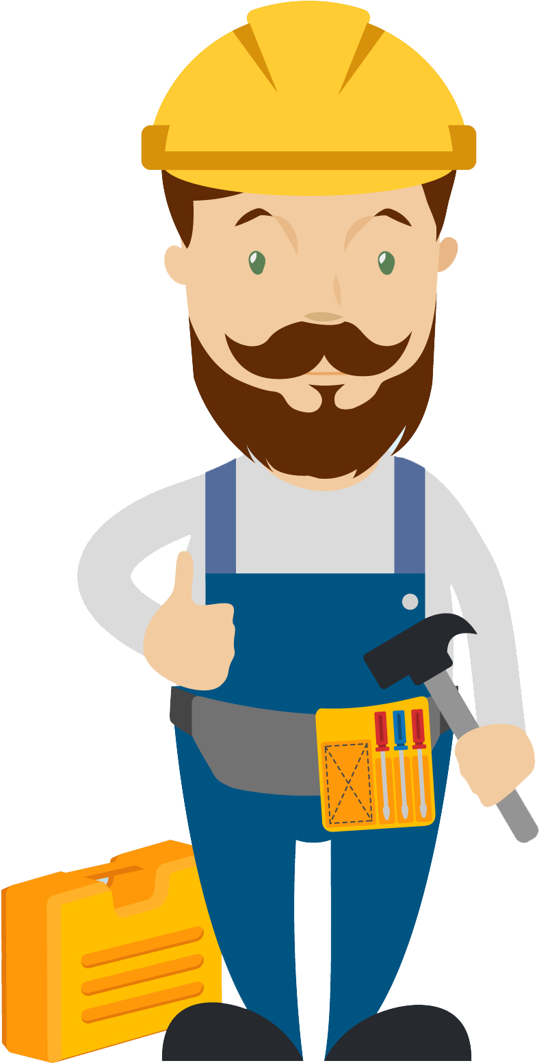 jobs clipart skilled worker