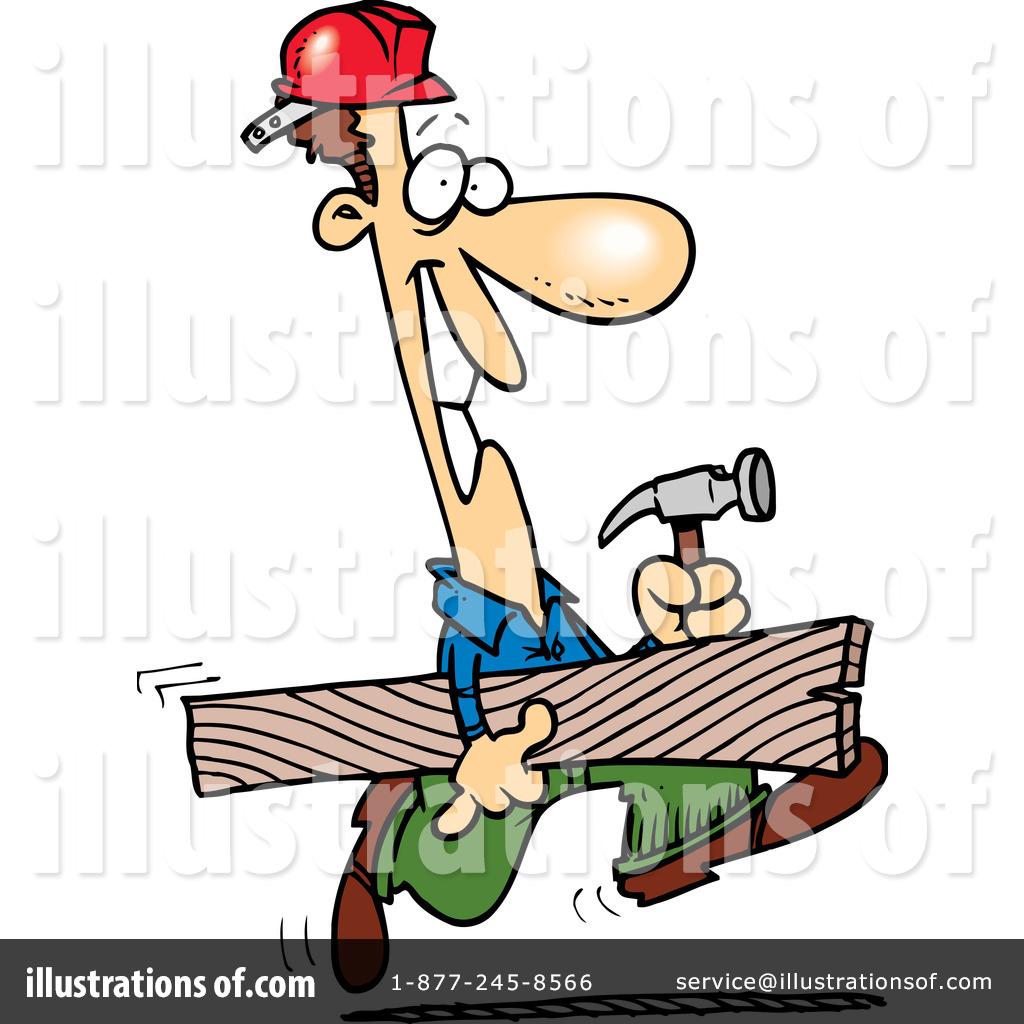carpenter clipart male