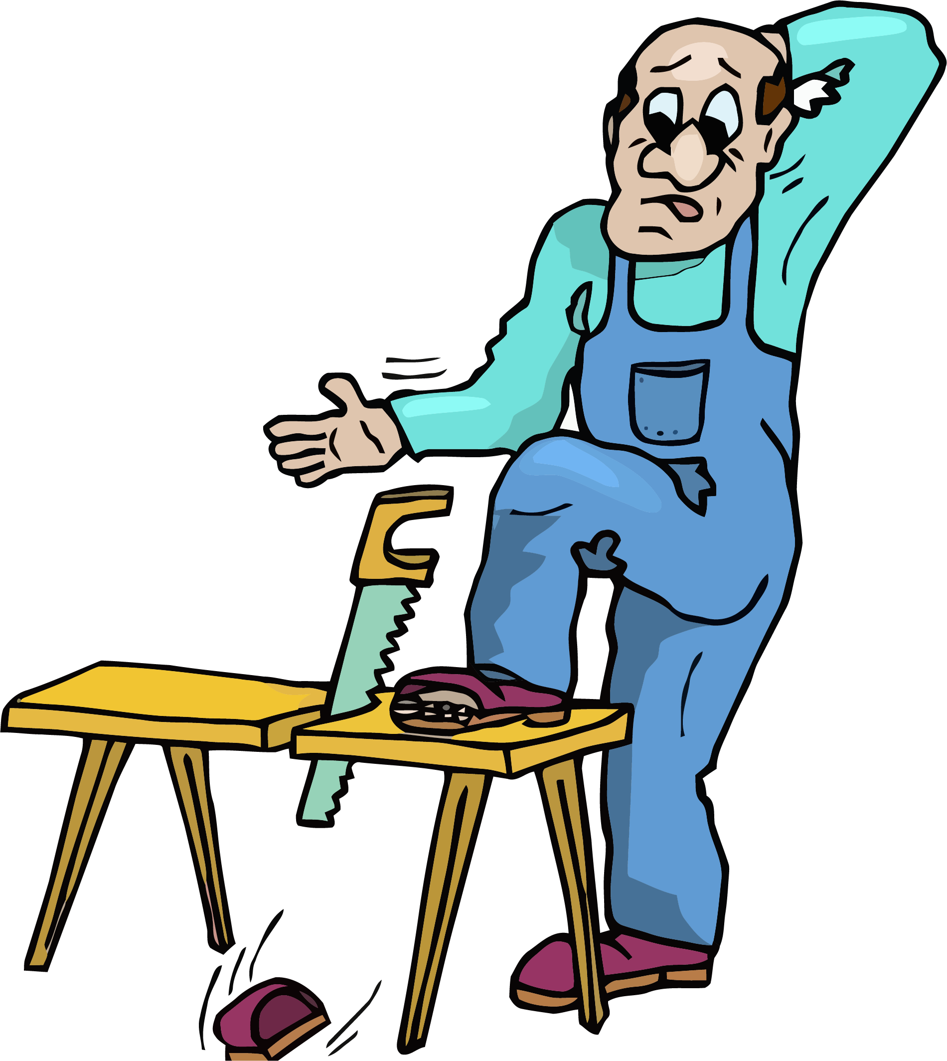 Caution png clipartly comclipartly. Lady clipart carpenter