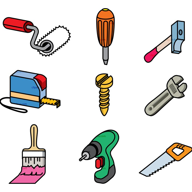 Exclusive free the cliparts. Carpentry clipart design technology tool