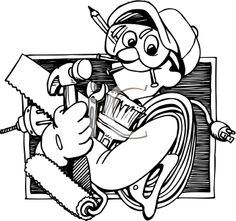 Carpentry clipart general contractor. Construction logos logo iclipart