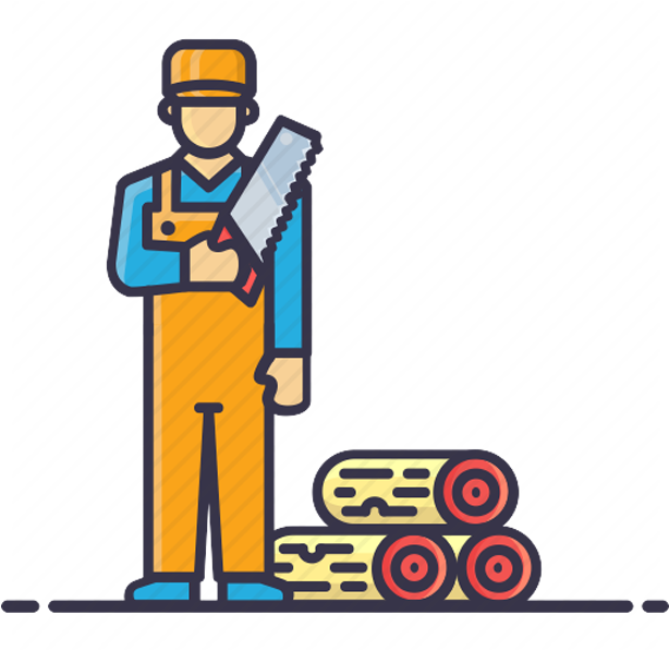 Carpenter industry cartoon png. Carpentry clipart general contractor