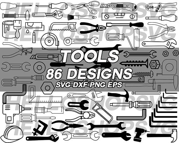 Carpentry clipart hardware tool. Handy svg tools handyman