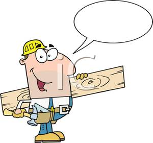 A colorful cartoon of. Carpentry clipart hardware tool