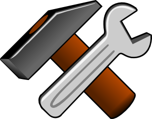 Tools clip art at. Carpentry clipart hardware tool