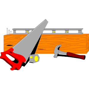 Carpentry clipart joinery tool. Woodworking clip art with