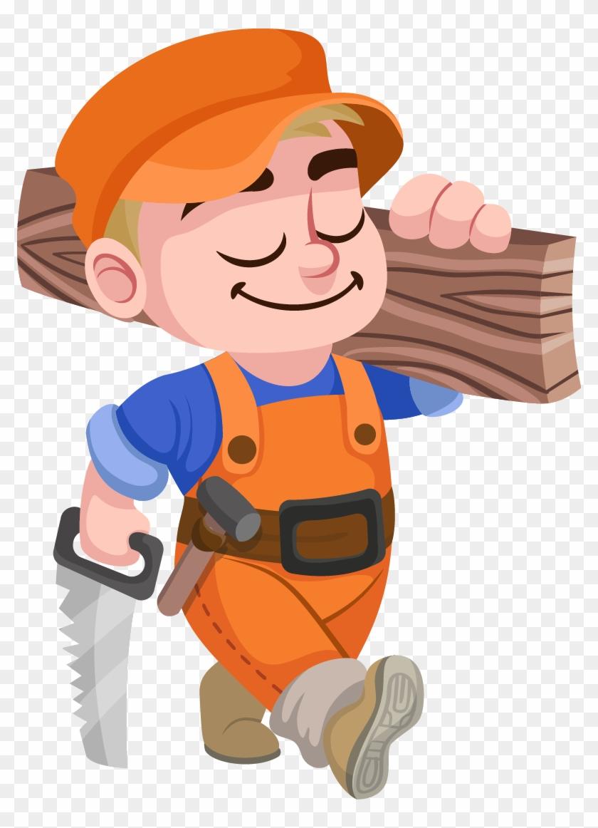 Cliparts carpenter free . Carpentry clipart transparent