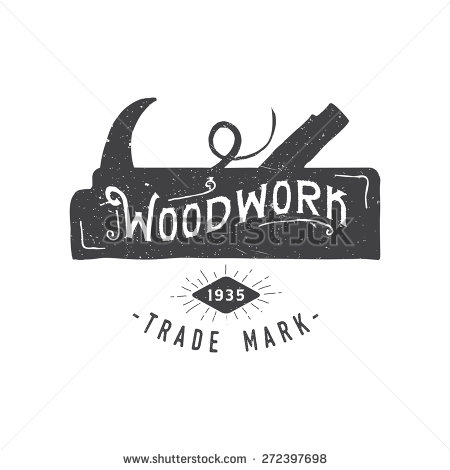 Woodworking . Carpentry clipart vintage