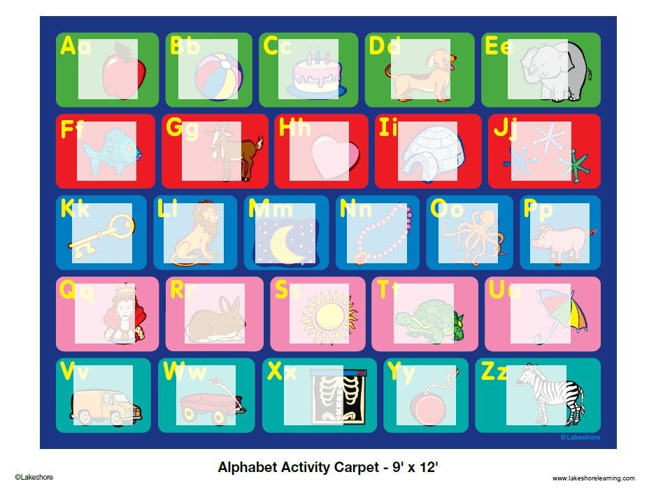 Seating chart for lakeshore. Carpet clipart alphabet