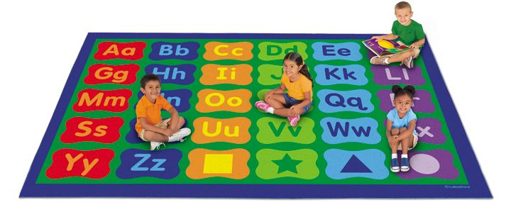 Lakeshore dream classroom learning. Carpet clipart alphabet