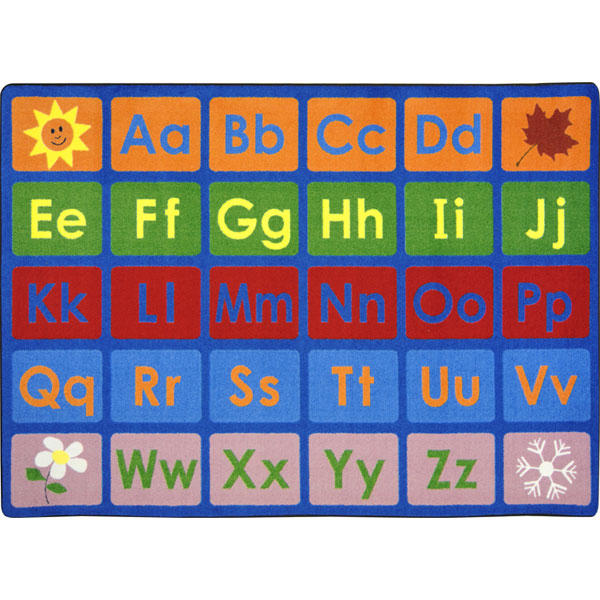 Classroom carpets and rugs. Carpet clipart alphabet