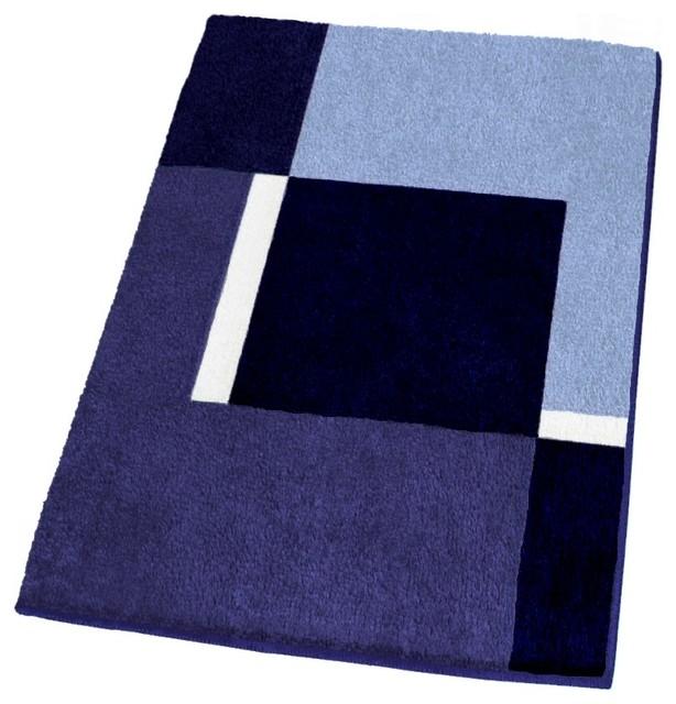 Carpet clipart bathroom rug.  creative navy blue