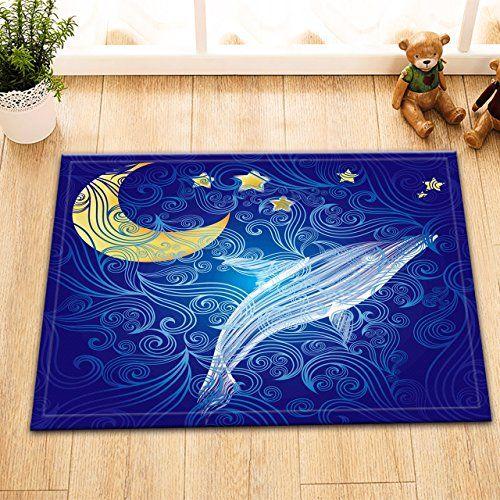 Carpet clipart bathroom rug. Lb nautical marine life