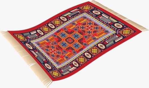 Flying blanket magic png. Carpet clipart carpet design