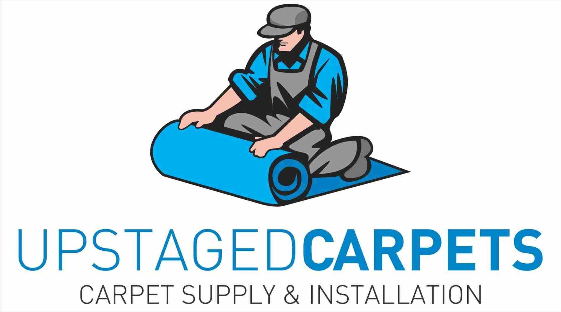 Carpet clipart carpet installation. Orange installer logo county