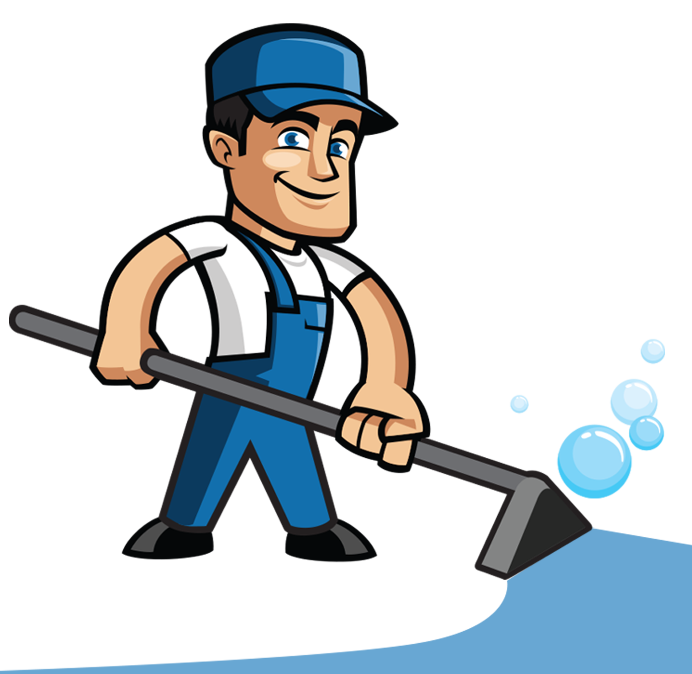 Professional clipart professional worker. Carpet cleaning cartoon