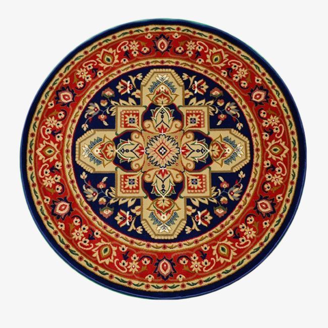 Gentleman dog round product. Carpet clipart circle