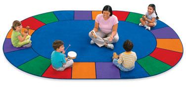 Clip art preschool . Carpet clipart circle