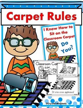 Classroom rug rules i. Carpet clipart elementary school