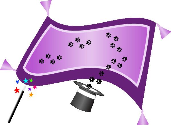 Magic clip art at. Carpet clipart flying carpet