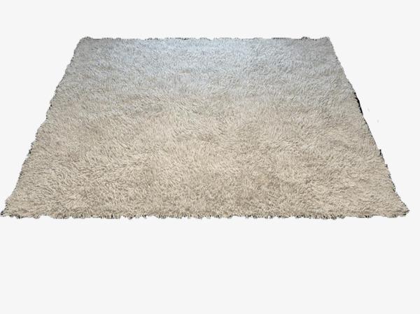 Light gray plush png. Carpet clipart grey