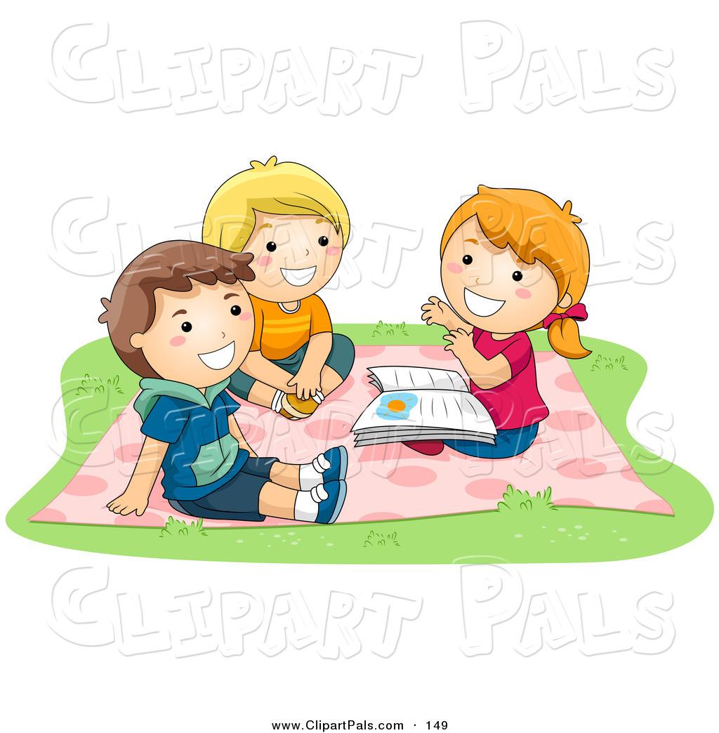 Carpet clipart kid. Sitting on children child