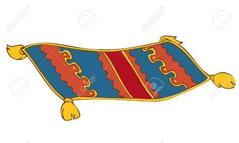 Cartoon rug pillow . Carpet clipart mat