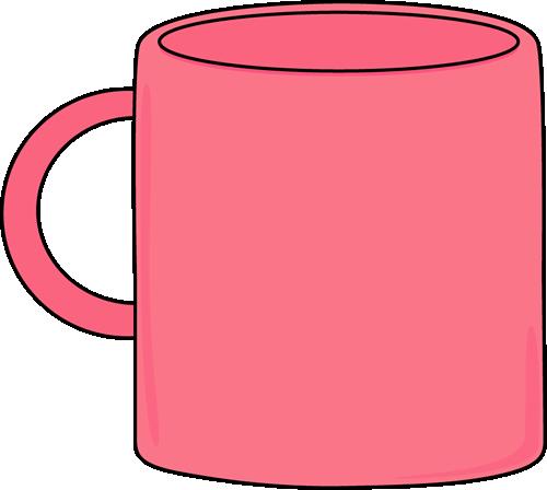 Mug clipart pink mug. Rug clip art library