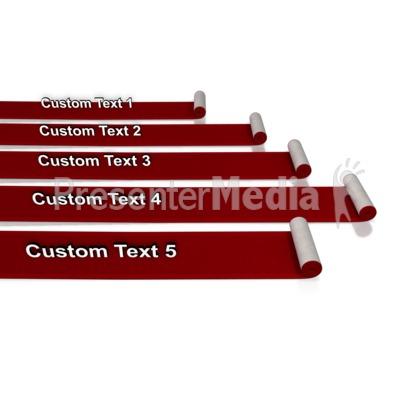 Carpet clipart rolls. Custom red presentation great
