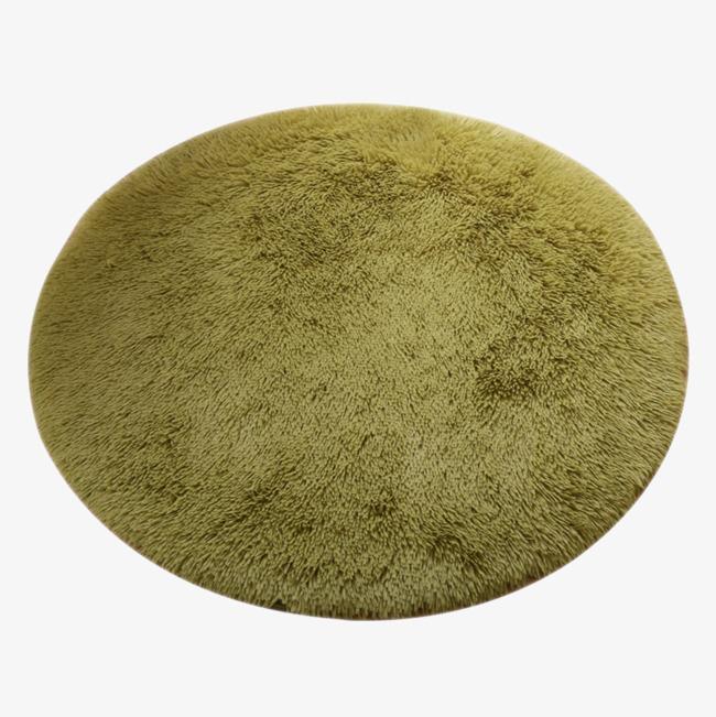 Australian wool green png. Carpet clipart round carpet