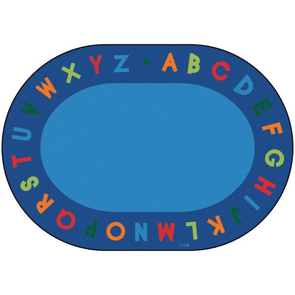 Carpet clipart round carpet. Alphabet rugs schoolsin circle