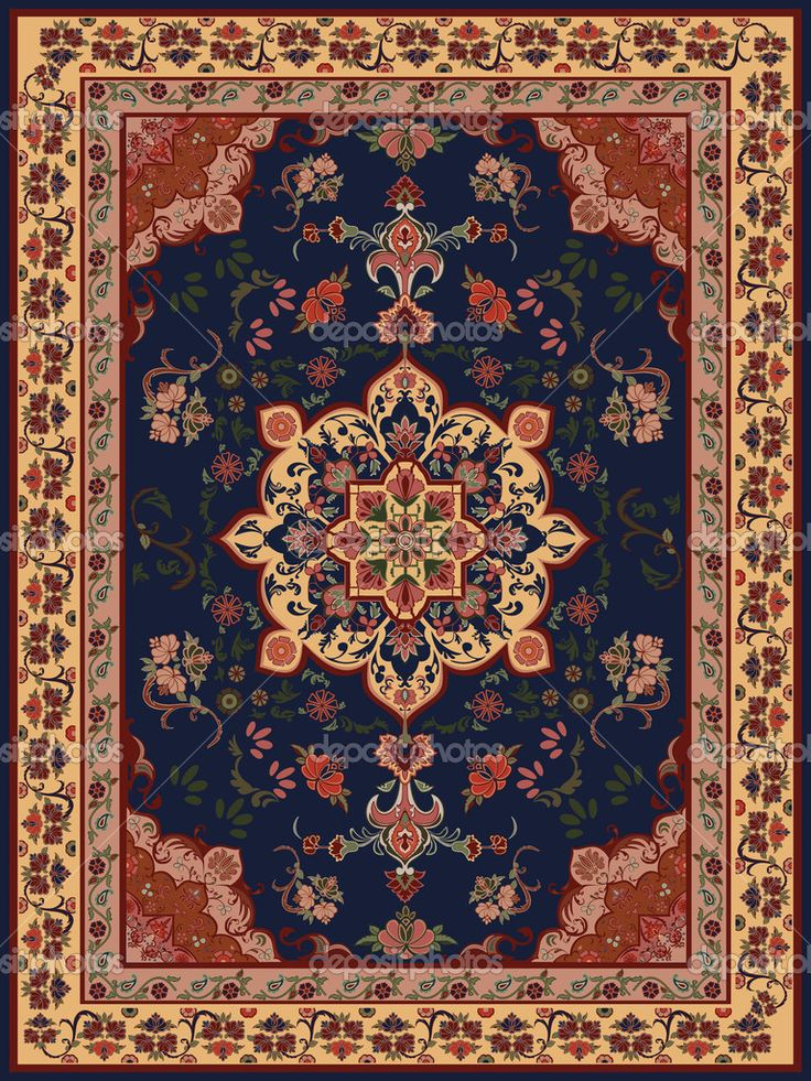 best examples of. Carpet clipart rug persian