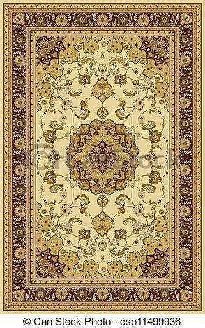 best border frame. Carpet clipart rug persian