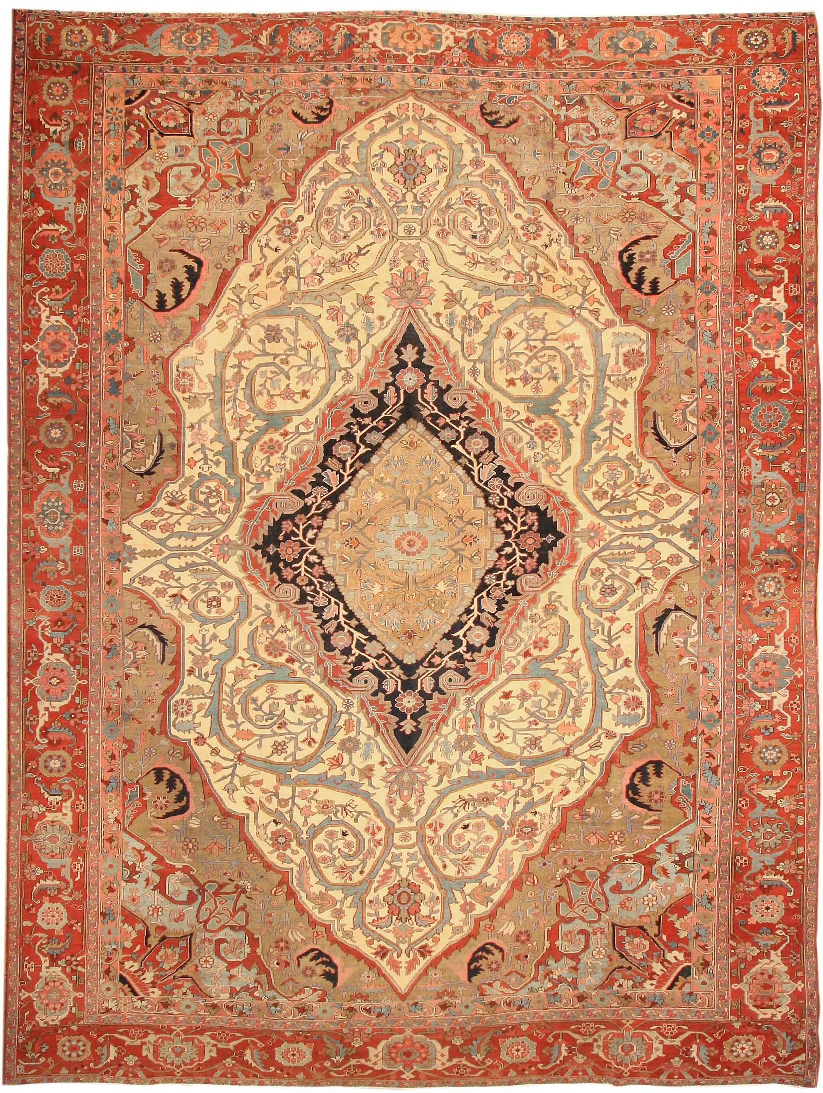 Carpet clipart rug persian. Colorful